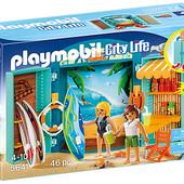Playmobil 5641 Магазин для серфинга. Переносной набор
