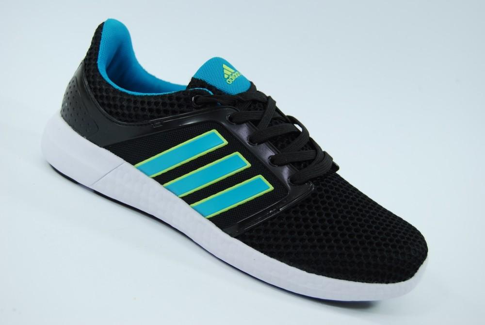 Кроссовки adidas black фото №1