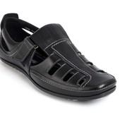 кожаные мужские сандалии,босоножки модель: 020