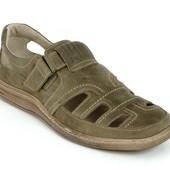 4 цвета мужские босоножки,сандалии модель:030