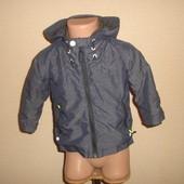 Модная куртка, ветровка Некст на 12-18 мес