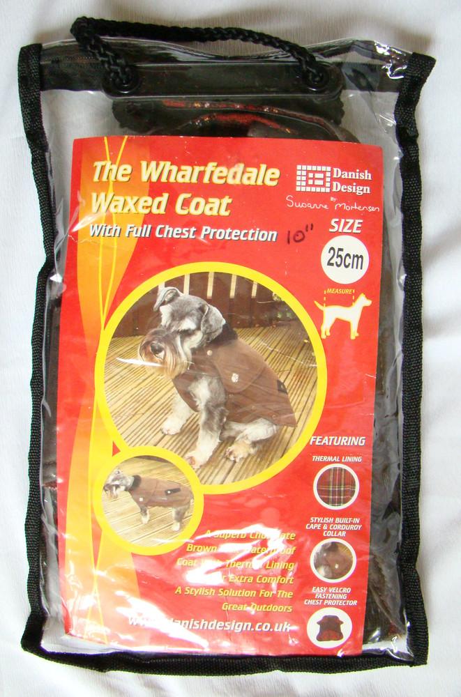 Пальто для собаки danish design фото №1
