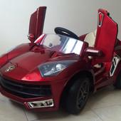 Детский электромобиль Lamborghini (автопокраска,колеса eva, 4-амор usb)