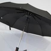 Мужской зонт Венгрия. Механика и Полуавтомат ,автомат ( карбон,антиветер). Есть в наличии!