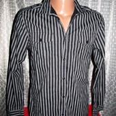 Очень красивая рубашка Burton р. М Марокко. Новая.