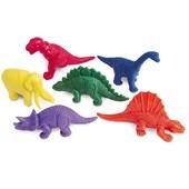 Набір для сортування Доісторичні тварини- Dino - Learning Resources 6 шт (Динозаври)