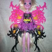 кукла Monster high Bonita Femur Freaky Fusion бонита фемур
