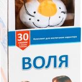 Комплект с игрушкой «Воспитание характера сказкой. Воля», Умница У5001