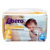 Подгузники детские Libero Baby Soft 1 Newborn (2-5 кг) 30 шт.