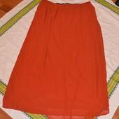 Красивая длинная юбка размер 48 состояние новой