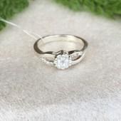 Кольцо серебряное Альтегра