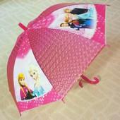 Зонт для девочки Холодное сердце Frozen