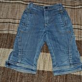 Бриджи джинсовые р.102