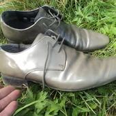 Фірмові туфли стильні бренд C&A germany.43