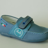 Мокасины Тom.m арт.0625C L-Blue Туфли/ мокасины для мальчиков
