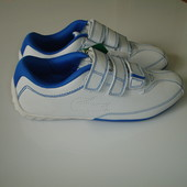 Новые кожаные кроссовки Lacoste sport , размер евро 40,5, UK 7, стелька 27,8 (точный замер, стелька