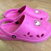Кроксы Hello Kitty р-р32