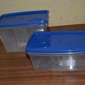 продам ємності контейнери для зберігання та заморожування продуктів