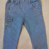Фирменные летние легкие джинсы скинни премиум класса Tartine et Chocolat