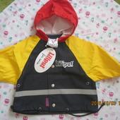 куртка дождевичок Liliput,Германия,оригинал!