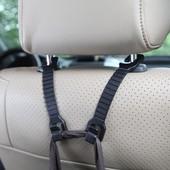 Крючки в автомобиль для одежды и сумок