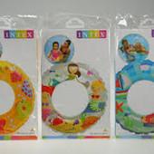 Детский круг Интекс от 6-10 лет