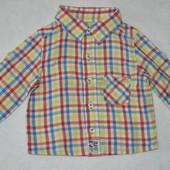 Рубашка на 3-6мес