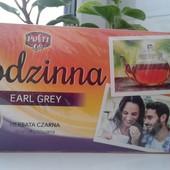 Очень вкусный Польский чай Rodzinna с бергамотом 80 пак,отправка понедельник