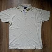 футболка поло Cotton