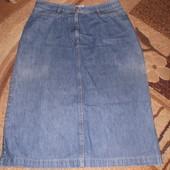 джинсова спідничка