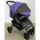 New! Коляска прогулочная Carello Strada crl-7305 фиолетовый