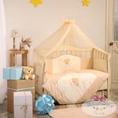 Детский постельный комплект в кроватку Tiny Love Все цвета