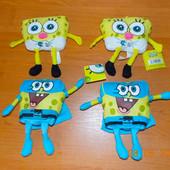 """Фирменные мягкие игрушки """"Губка Боб"""""""
