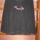 Реглан флсовый, женский, размер S, черный