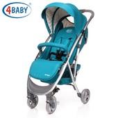 Детская коляска прогулочная 4baby - Smart (4 цвета)