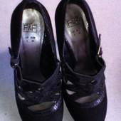 Туфли женские F&F  34-35размер