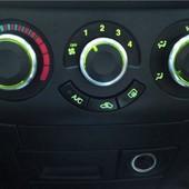 Крутилки кондиционера Chevrolet Aveo (t250 t255 zaz vida)