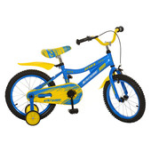Детский двухколесный велосипед profi ukraine 16 дюймов 16BA494UK