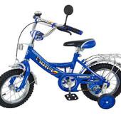 Велосипед детский Profi 1243 12 дюймов