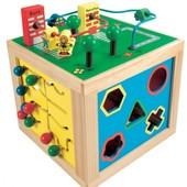 Кубик - Моторика Bino 84185