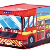 Игровая палатка Пожарная машина Bino 82815