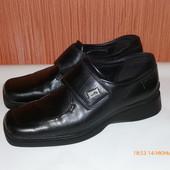 Класические туфли Ecco в новом состоянии