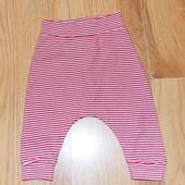 Стильные штаники Next для ребенка 6-9 месяцев, 74 см