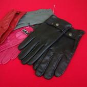 Перчатки Burton натур кожа M