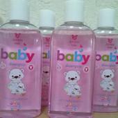 Детский шампунь Jerden kids Baby витаминный комплекс a,b,c,d 200ml (УП +8грн)