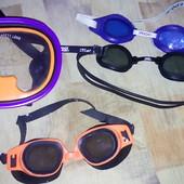 Очки для плаванья Маска