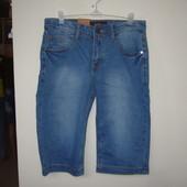 бриджи шорты  мужские джинсовые  новые  29-30-31-32-33-34