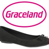 Женские балетки 37р фирмы Graceland Германия