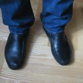 Мокасины, туфли ECCO кожа 42 размер