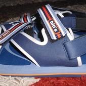 Пляжные сандалии для подростка размер 39, Италия